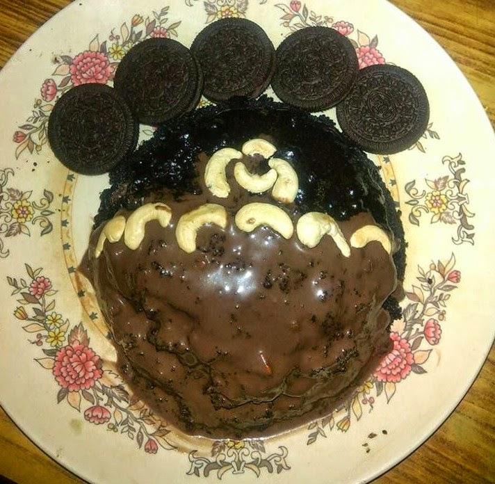 VINEETA BHASKAR SEN – OREO CAKE