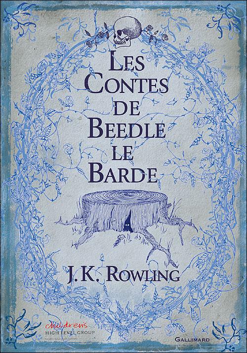 Les Contes de Beedle le Barde - JK Rowling Les+contes+de+Beedle+le+barde