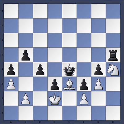 Echecs & Tactique : les Noirs gagnent en 6 coups - Niveau Fort