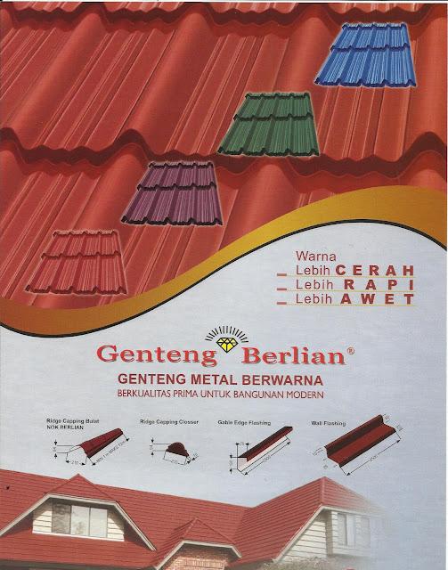 GENTENG METAL BERLIAN
