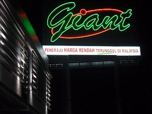 RY Saloon terbaik rangkaian herba terbesar di pasar raya Malaysia - Giant, Nuprep100 TERBAIK