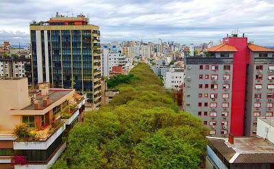 rua mais bonita do mundo poa porto alegre rs brasil rua gonçalo sul pais carvalho capital brazil porto algre