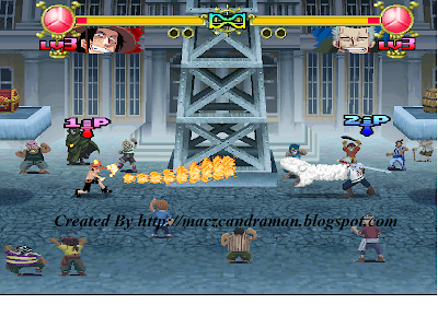 Download Update Save Game One Piece Grand Battle + ACE | ps1 Game