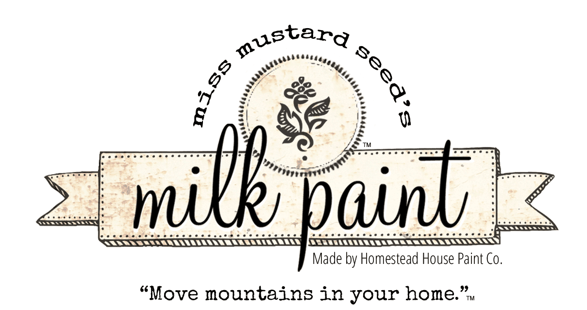 We Are A Miss Mustard Seed's Milk Paint Retailer!