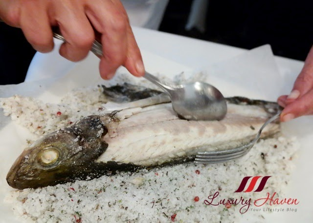 etna italian restaurant orbetello bay seabass review