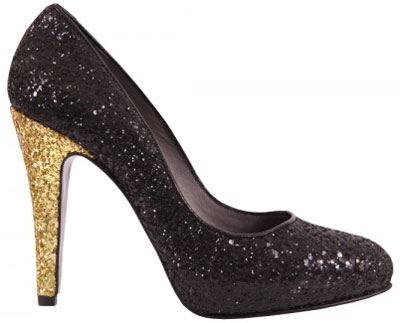 zapatos de fiesta para Fin de Año