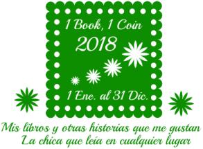 1 BOOK 1 COIN 2018