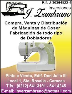 INVERSIONES J ZAMBRANO en Paginas Amarillas tu guia Comercial