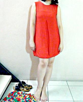 armani-exchange-silk-dress