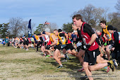 Masters Cross-Country Nationals Start