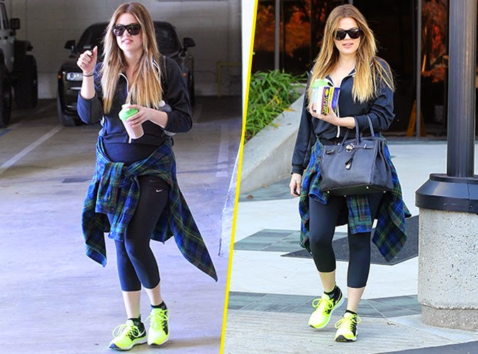 Photos: Khloe Kardashian: it changes of regime!