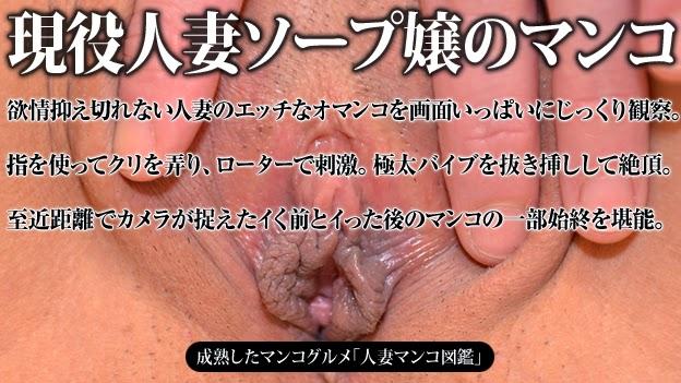 Pacopacomama 041415_391 人妻マンコ図鑑 32