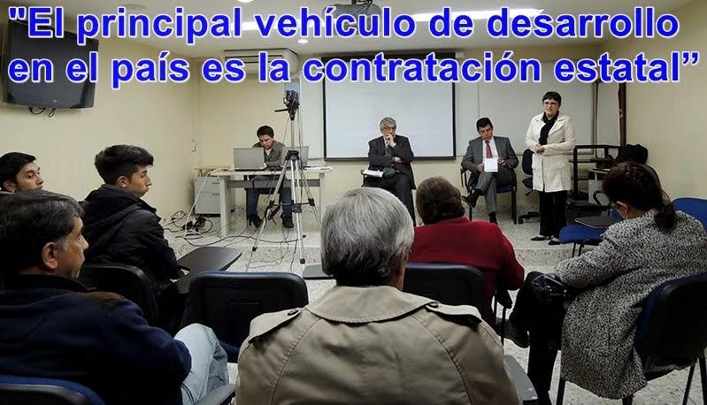 COLOMBIA: Administradores públicos deben reforzar conocimientos en derecho constitucional y adminis