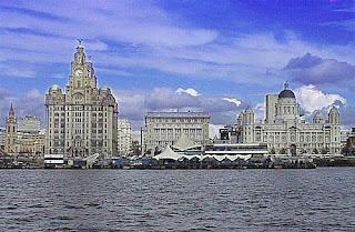 Las tres Gracias Liverpool