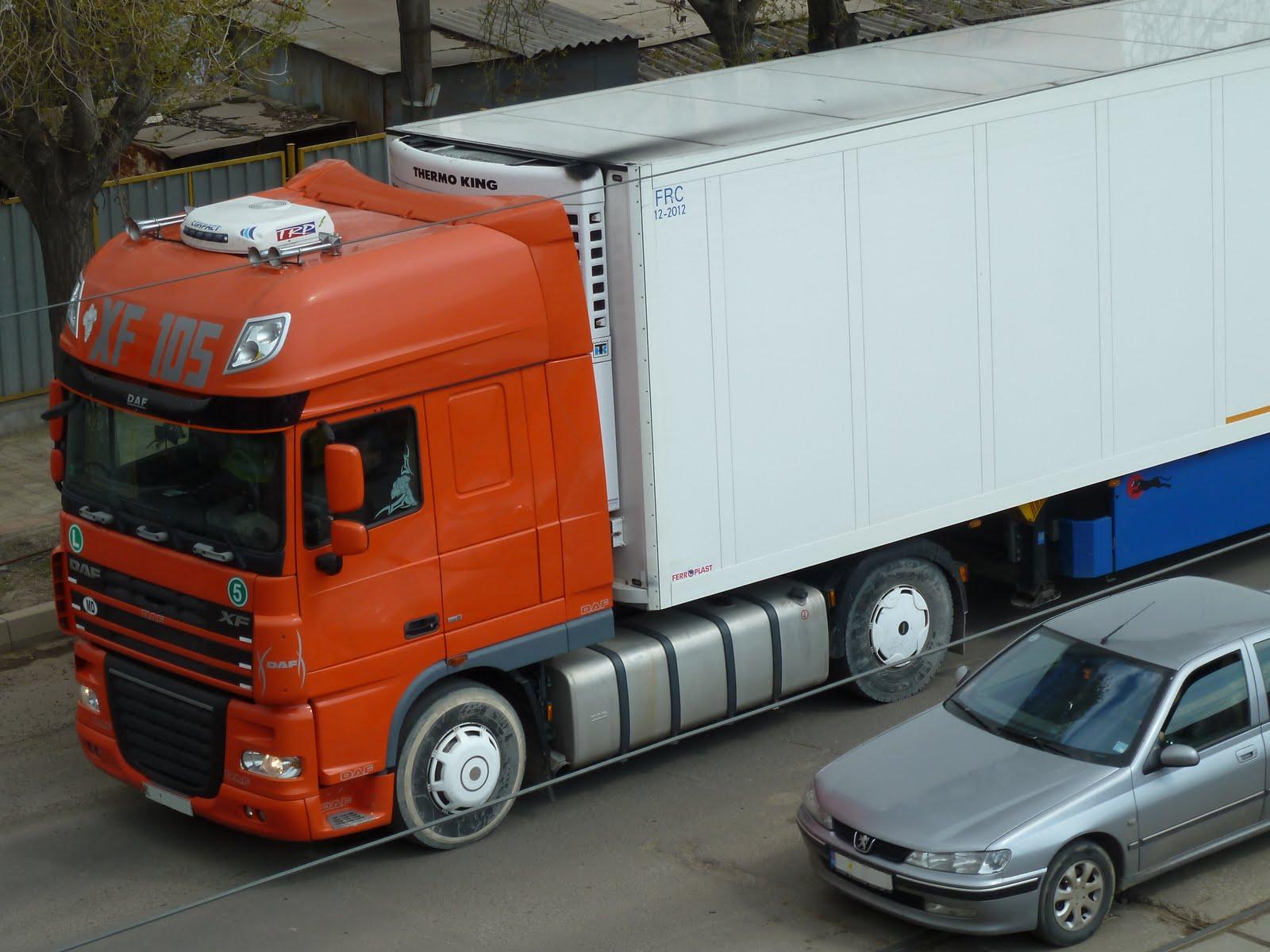 truck spotting daf xf 105 4x2. Black Bedroom Furniture Sets. Home Design Ideas