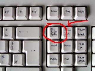 Cara Mengambil Screenshoot Pada Komputer atau Laptop