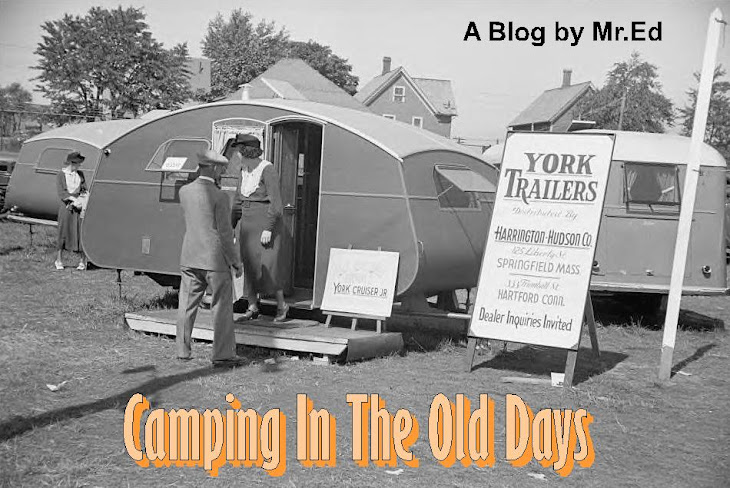 Camping In The Old Days