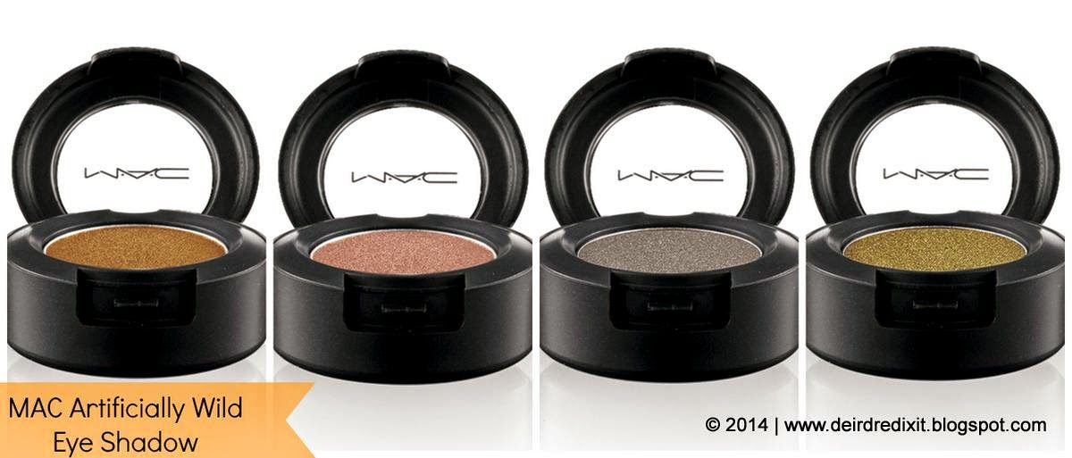 MAC Artificially Wild Eye Shadow