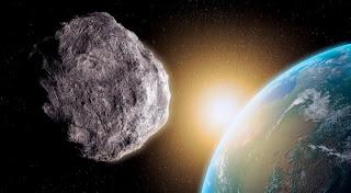 Bumi Terancam Di Tabrak Asteroid Besar