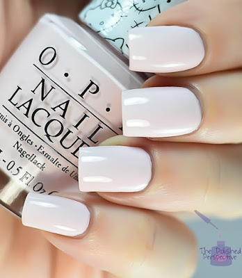 OPI Let's Be Friends swatch
