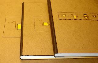 Encuadernacion proyecto en tres tomos
