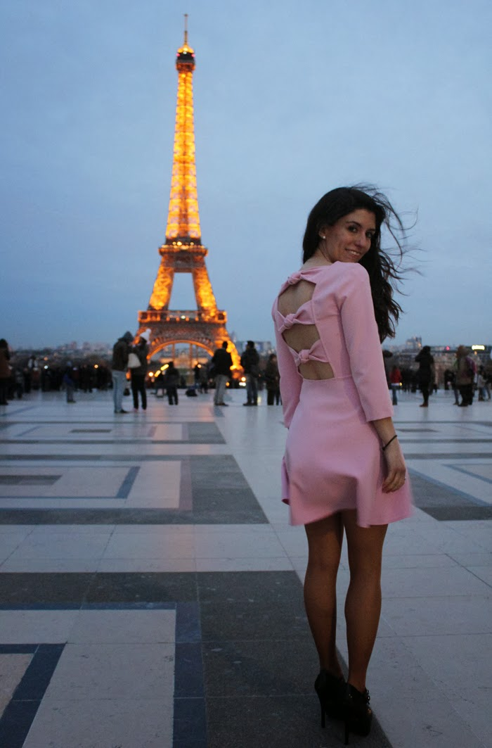 diana dazzling, fashion blogger, paris, paris fashion week, blogger