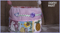 COUNTRY BUCKET STITCHERY