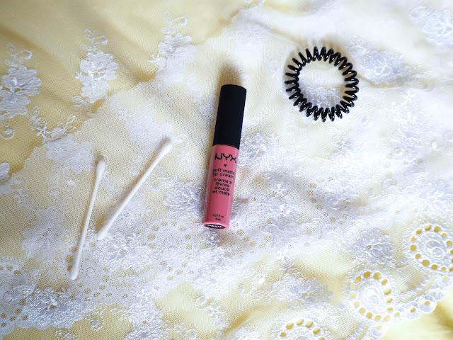 NYX Cosmetics Soft Matte Lip Cream in Milan
