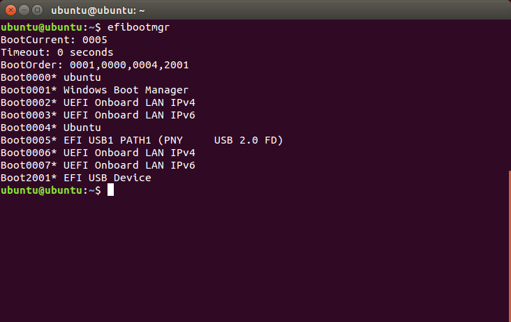 install ubuntu on uefi windows 8