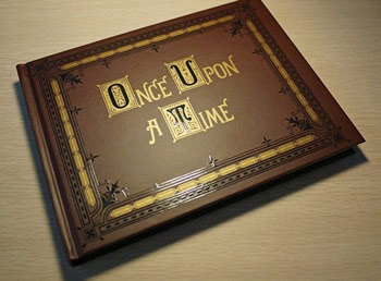 Who wrote The Book in Once Upon A Time