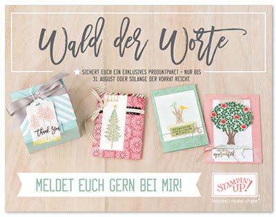 Produktpaket Wald der Worte