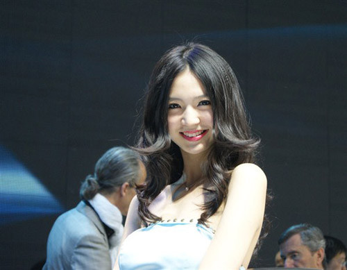 2012 Beijing Motor Show Girls