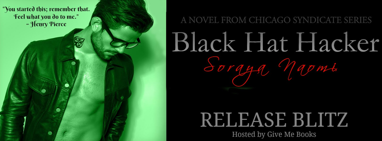Black Hat Hacker Release Blitz