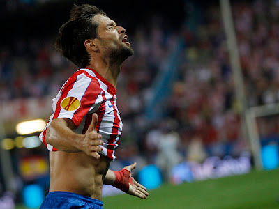 Atletico Madrid 4 - 0 Udinese (1)