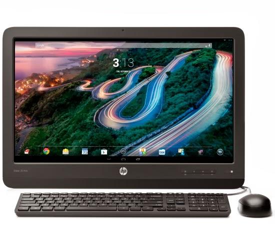 моноблок для бизнеса HP Slate 21 Pro