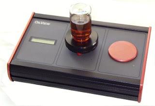 analizador de aceites