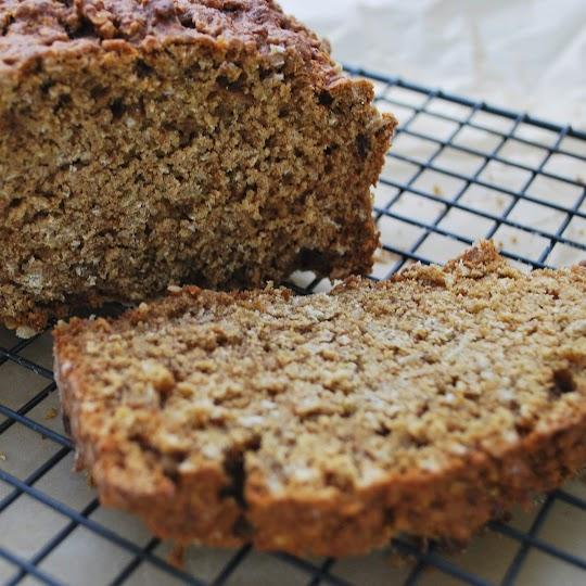 Chleb dyniowo- bananowy