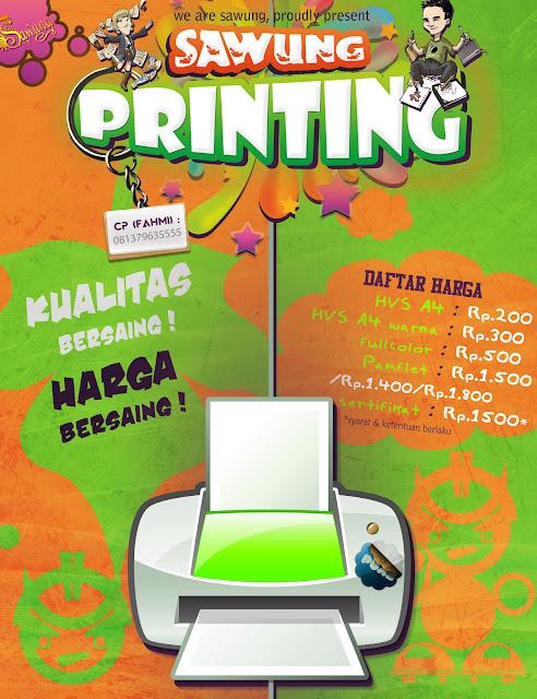 Pamflet, Poster