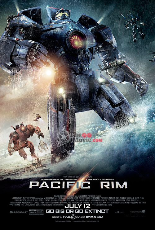 Movie : Pacific Rim (2013)