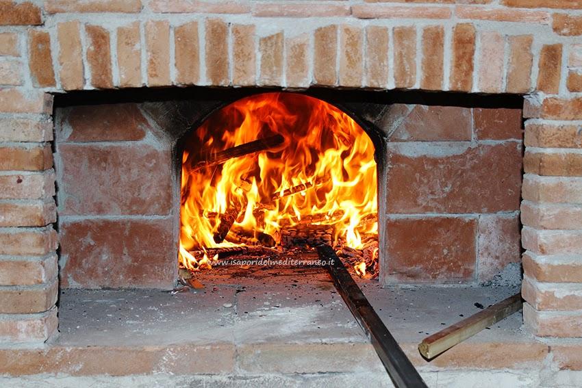 Come costruire il forno a legna tradizionale i sapori - Forno tradizionale microonde ...