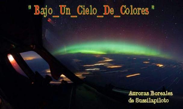 *** Bajo _un _cielo _de _colores*** - AURORAS BOREALES -