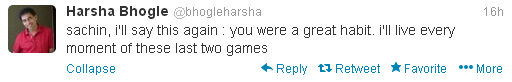 Harsha-Bhogle-Tweet-for-Sachin-Tendulkar