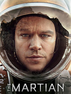 Sinopsis film The Martian (2015)