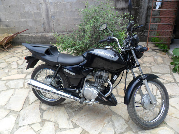 Banco bi partido Fan 125cc