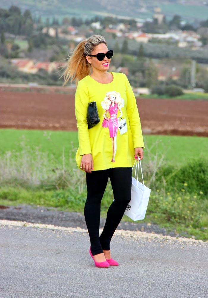בלוג אופנה Vered'Style - ברבי סטייל