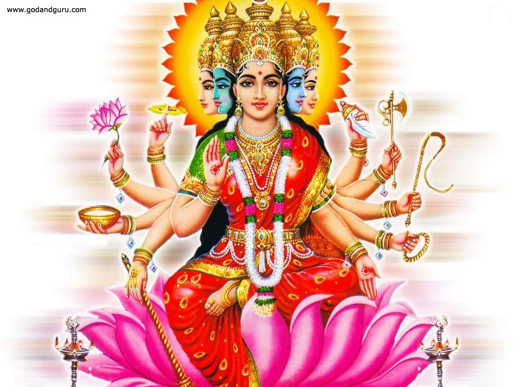 deepavali maa Lakshmi Ganesh Wallpaper