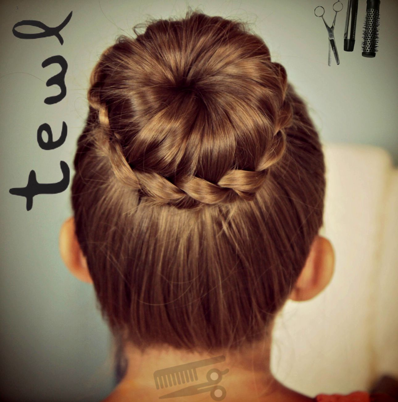 Salon French Hairstyle To Get A Perfect Look