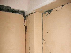 How To Overcome The Wall Cracks Home Amp Garden Healthy Design
