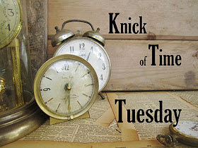Knick of Time Vintage Style Tuesday