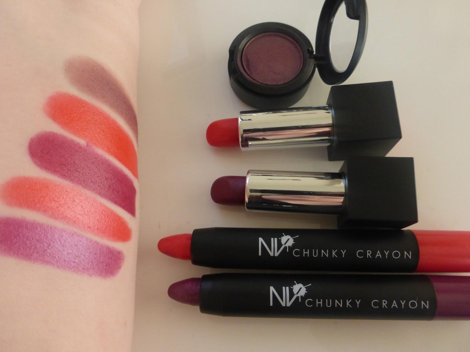 NV Colour Cosmetics, Georgina Grogan, shemightbeloved